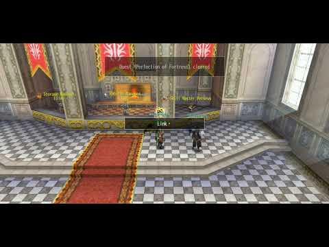 Avabel Online: Fortress Ex Tathlum Cannon (Flash Back)