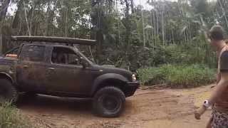 BOGGED 4X4 - Glasshouse Mountains Trip
