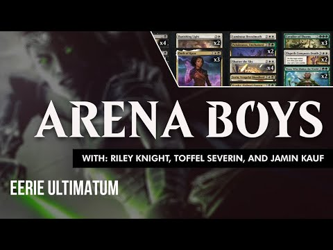 Arena Boys: Eerie Ultimatum