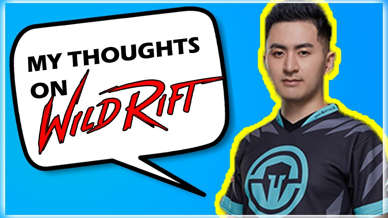 Why I am going PRO in LoL Wild Rift | Dave Talk