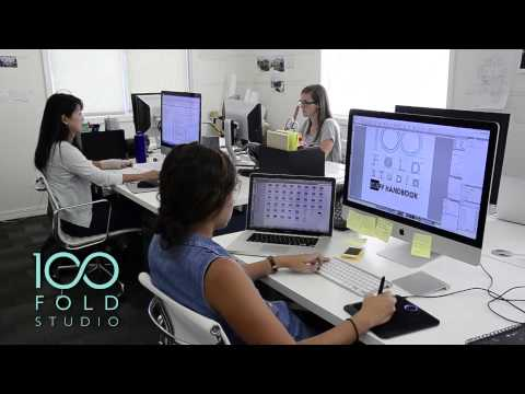 100 Fold Studio: Architecture Internship