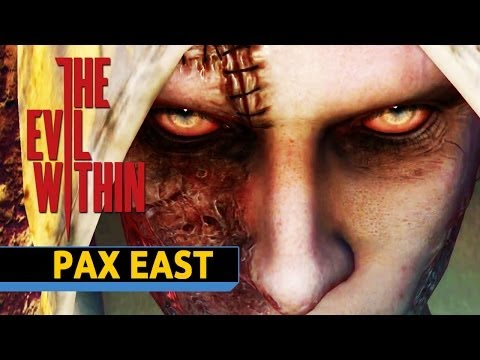 The Evil Within - Trailer de Juego (Español) [PAX East]