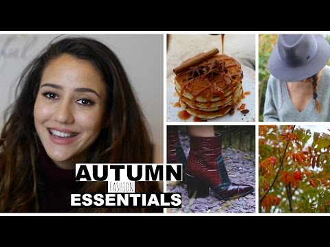 Autumn Fashion Essentials | Try On