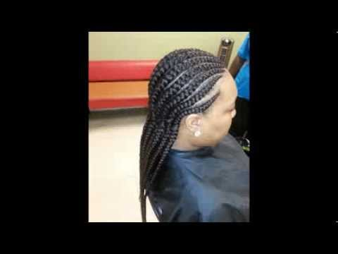 Dreams And Nightmare Ghana Braids Invisible Cornrows Sew