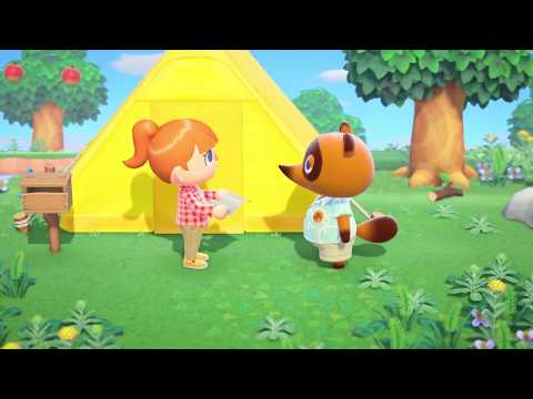 Animal Crossing New Horizons - Video