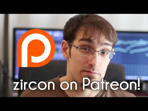 zircon on Patreon - Support new electronic music & game remixes!
