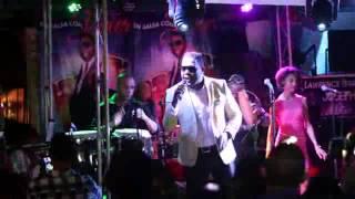 Javier en Salsa MP- Donde Esta Tu Amor En ViVo