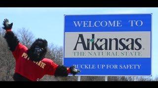 PSU Alum receives BIG honor in Arkansas!