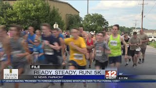Rivesville Elementary/ Middle School raise money with 2nd Annual Ready, Steady, Run 5K