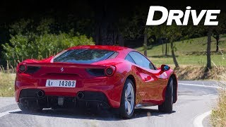 Ferrari 70 - Celebrating with a 488 GTB [Eng subs]