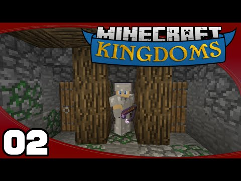 Kingdoms - Ep. 2: Gearing Up and AFK Fish Farm!