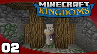 kingdoms ep 2 gearing up and afk fish farm