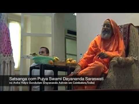 Satsanga com Swami Dayananda
