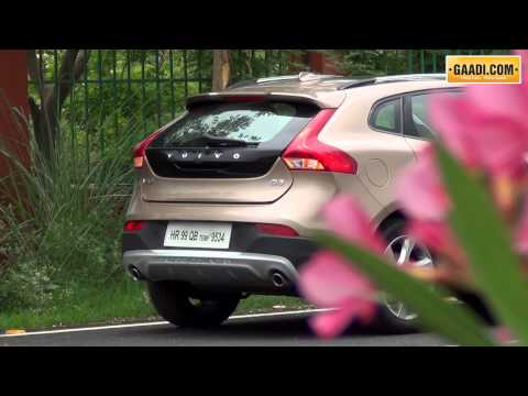 Volvo V40 Cross Country Review, India: Turbo 50