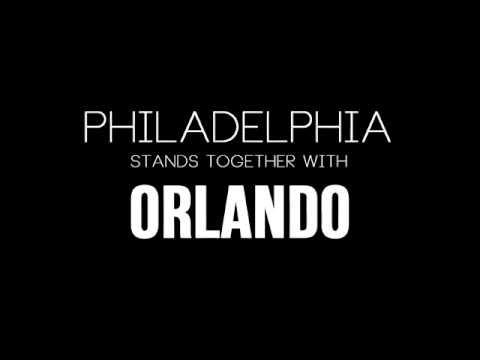 Philadelphia STANDS with Orlando