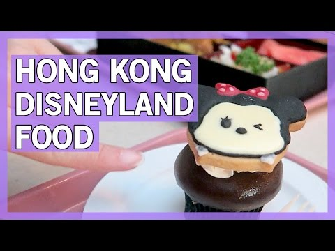 Hong Kong Disneyland Food | 10th Anniversary