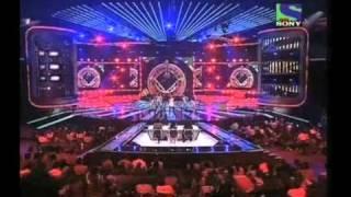 X Factor India - Sahiti's breathtaking performance on Aazma Luck - X Factor India - Episode 12 - 24 June 2011