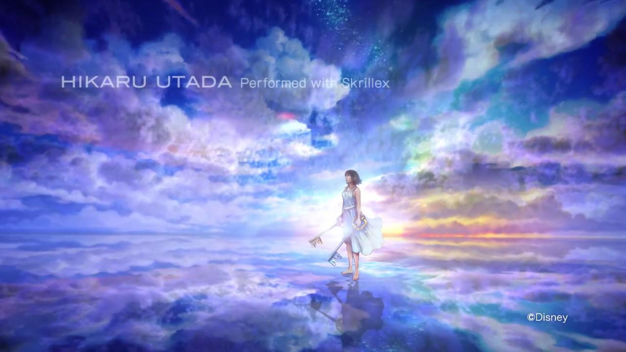 Hikaru Utada Face My Fears Spot English Version Youtube