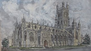 Gloucester Cathedral Visit