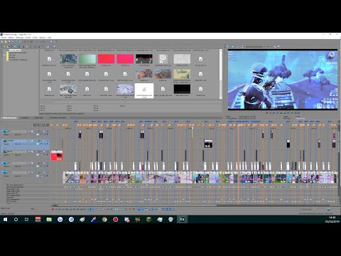 Editing a Parallel Montage // Fortnite Editing #13 - Editing a Parallel Montage // Fortnite Editing #13