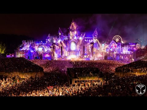 Steve Aoki Tomorrowland 2015  Set HD