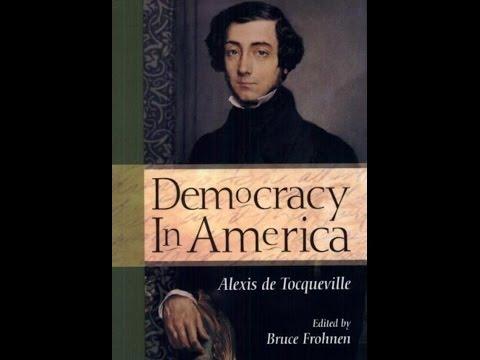Tocqueville - Über die Demokratie in Amerika (Philosophie Hörbuch)