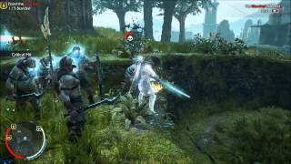 Middle earth Shadow of Mordor 2K resolution Gameplay