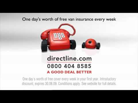 direct line car insurance free phone number