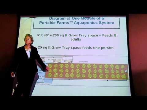 San Diego Inventors Forum Contest 2013 / Portable Farms