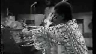 Yussef  Lateef Norwegian TV rare = flute solo +