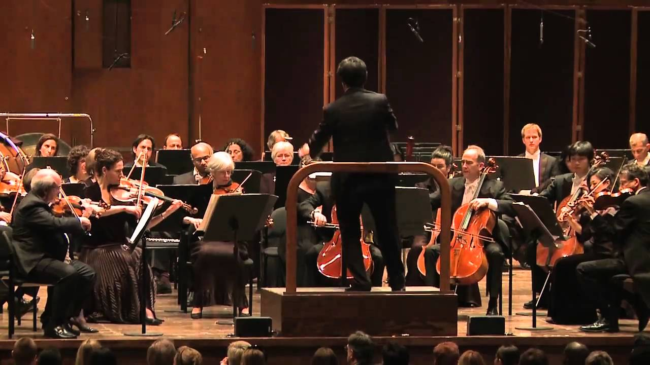 Performance of Takemitsu's Requiem, March 17, 2011