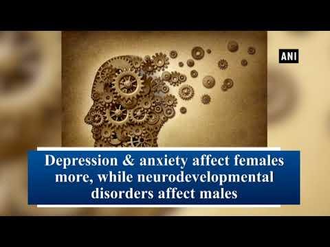 Men at more risk for neurodevelopmental disorder than women