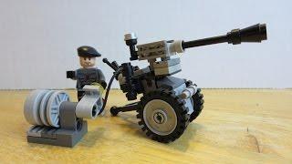Lego TUTORIAL: Light Laser Cannon