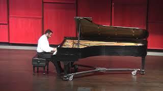 Gustavo do Carmo - BACH - Toccata and Fugue in D Minor BWV 565