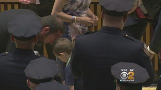 Special Honor At NYPD Medal Day