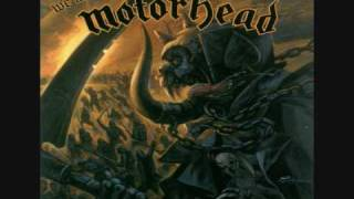 Motörhead - Stagefright/Crash And Burn