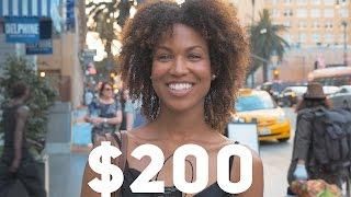 $200 (Social Experiment)