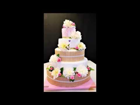 wedding-cake-fraisier-pistache