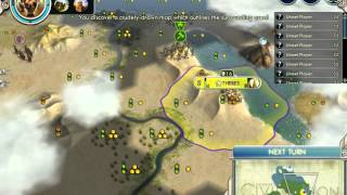 (Not) Yet Another Earth Map Pack Civilization V Gods & Kings Egyptian Deity Part 1