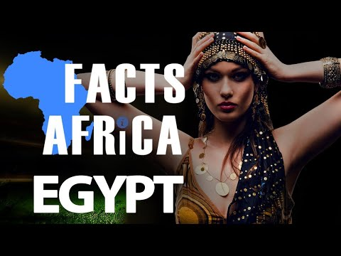 Amazing Facts About Egypt - Facts Africa Episode 6