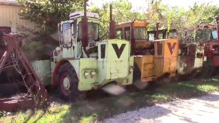 Amazing 4wd Tractor Collection STEIGER Big Bud Wagner