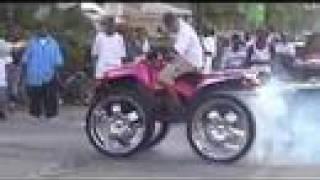 Custom ATV