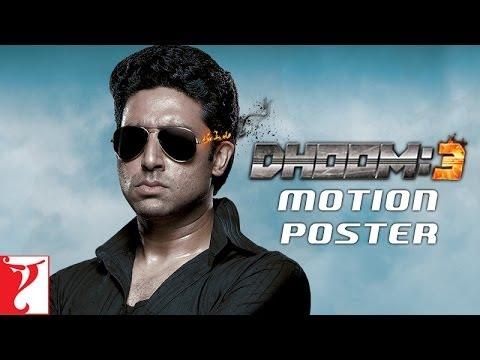 Dhoom:3   Motion Poster   Aamir Khan   Abhishek Bachchan   Katrina Kaif   Uday Chopra