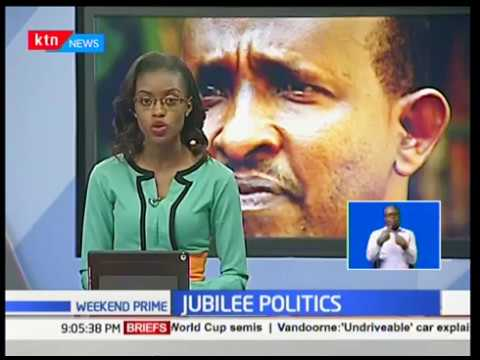 Aden Duale dismisses claims of division within Jubilee