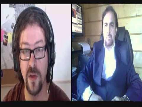 Pelea en el mundo de la conspiración entre Luis Carlos Campos y JL de mundo desconocido