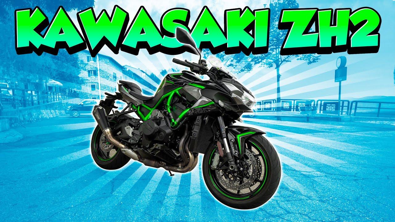 DOVREI COMPRARLA?! KAWASAKI ZH2 Test Ride