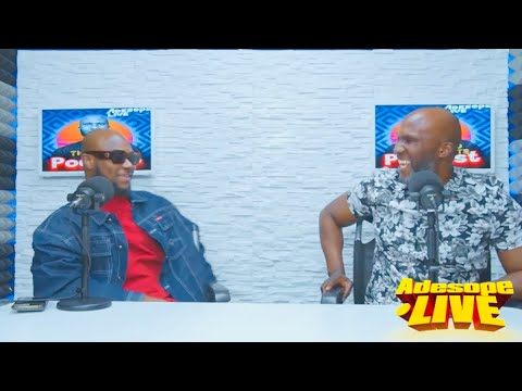 KING PROMISE Exclusive Interview Talks About Why WIZKID Loves Ghana & His album On Afrobeats Podcast
