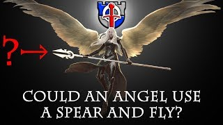 What medieval weapons would angels and demons REALLY use? FANTASY RE-ARMED