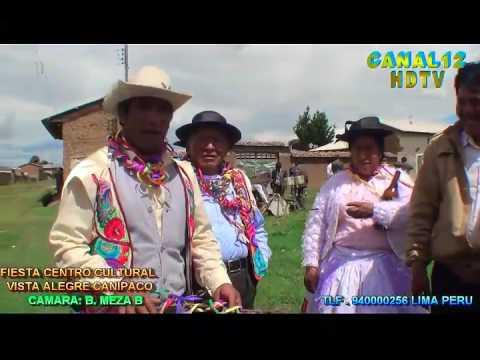 CENTRO CULTURAL POTACA VISTA ALEGRE -CANAL 12 HDTV -CÁMARA B.MEZA B.