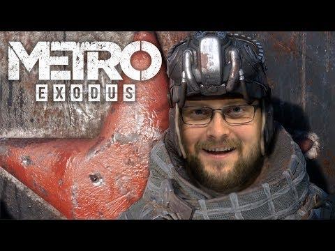 ПОЕЗД ТРОНУЛСЯ ► Metro Exodus #2
